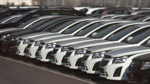 Auta značky Chevrolet - Sputnik Česká republika