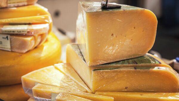 Sýr - Sputnik Česká republika