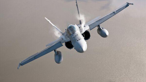 F-18 - Sputnik Česká republika