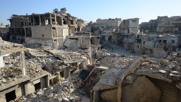 Situace v Damašku - Sputnik Česká republika