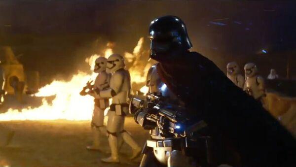 Star Wars: oficiální trailer nové časti - Sputnik Česká republika