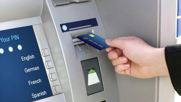 Bankomat - Sputnik Česká republika