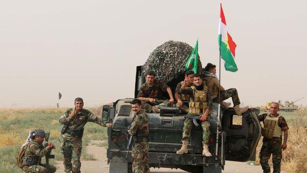 Iráčtí Kurdové - Sputnik Česká republika