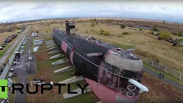 Rusko: dron zachytil výkonnou sovětskou ponorku - Sputnik Česká republika