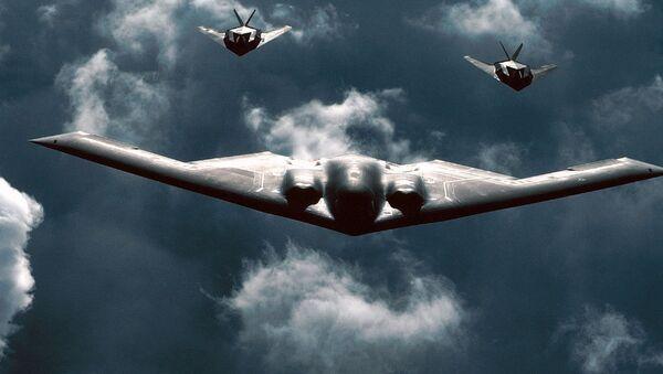 B-2 Spirit - Sputnik Česká republika