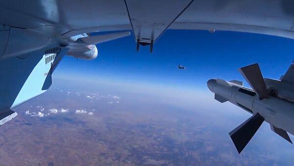 Operace v Sýrii - Sputnik Česká republika