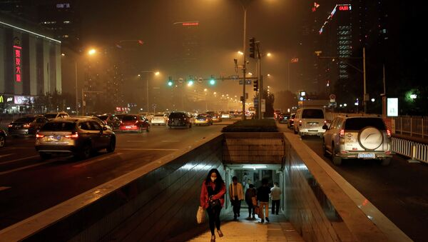 Peking, Čína - Sputnik Česká republika