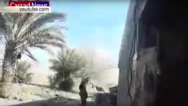 Teroristická reality show v Sýrii - Sputnik Česká republika