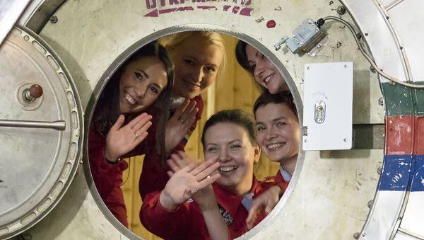 Ženská posádka - Sputnik Česká republika