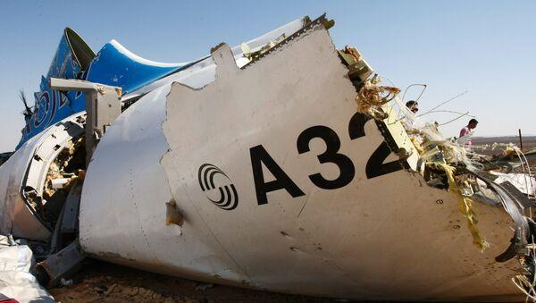 Airbus A321 letecké společnosti Kogalymavia - Sputnik Česká republika