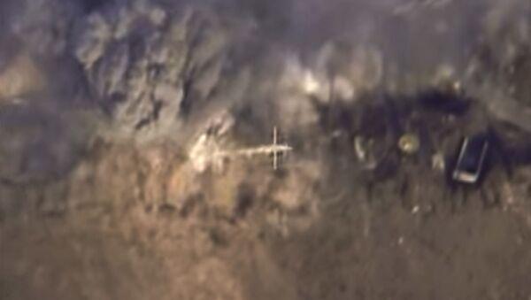 Letecké údery RF v Sýrii - Sputnik Česká republika