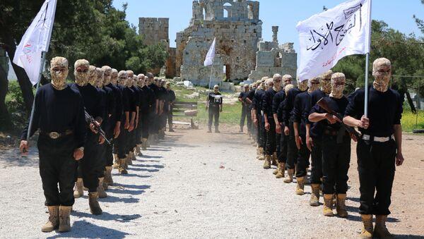 Příslušníci Svobodné syrské armády - Sputnik Česká republika