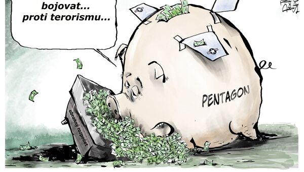 Kolik stojí IS? - Sputnik Česká republika