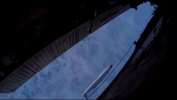 Očima rakety: uvnitř ruského strategického bombardéru - Sputnik Česká republika