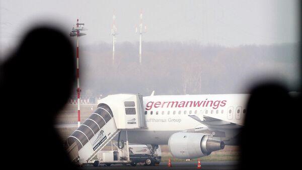 Letadlo Germanwings - Sputnik Česká republika
