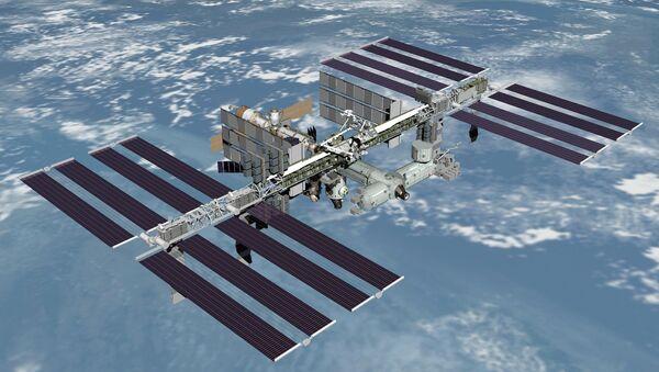 International Space Station (ISS) - Sputnik Česká republika