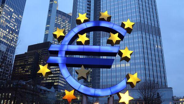 Symbol eura - Sputnik Česká republika
