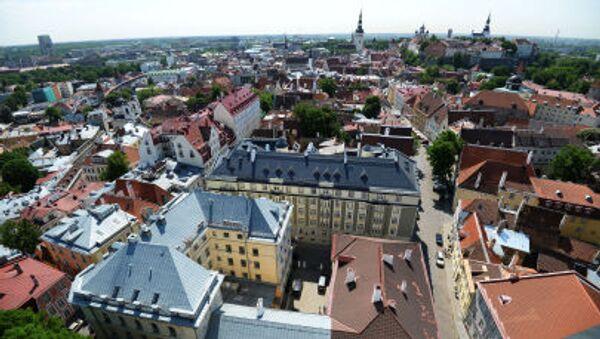Tallinn, Estonsko - Sputnik Česká republika