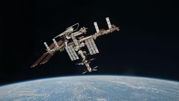 Mezinárodní vesmírná stanice. Ilustrační foto - Sputnik Česká republika