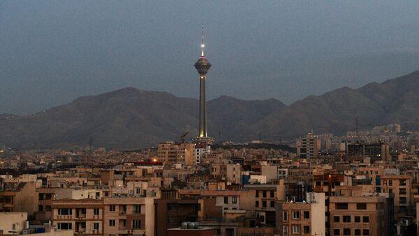 Teherán, Írán - Sputnik Česká republika