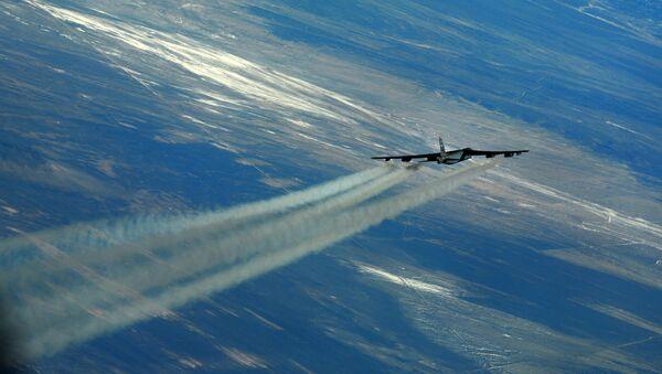 bombardér B-52 - Sputnik Česká republika