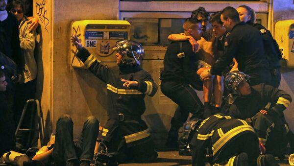Situace v Paříži - Sputnik Česká republika
