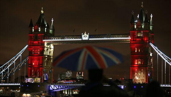 Tower Bridge v Londýně - Sputnik Česká republika