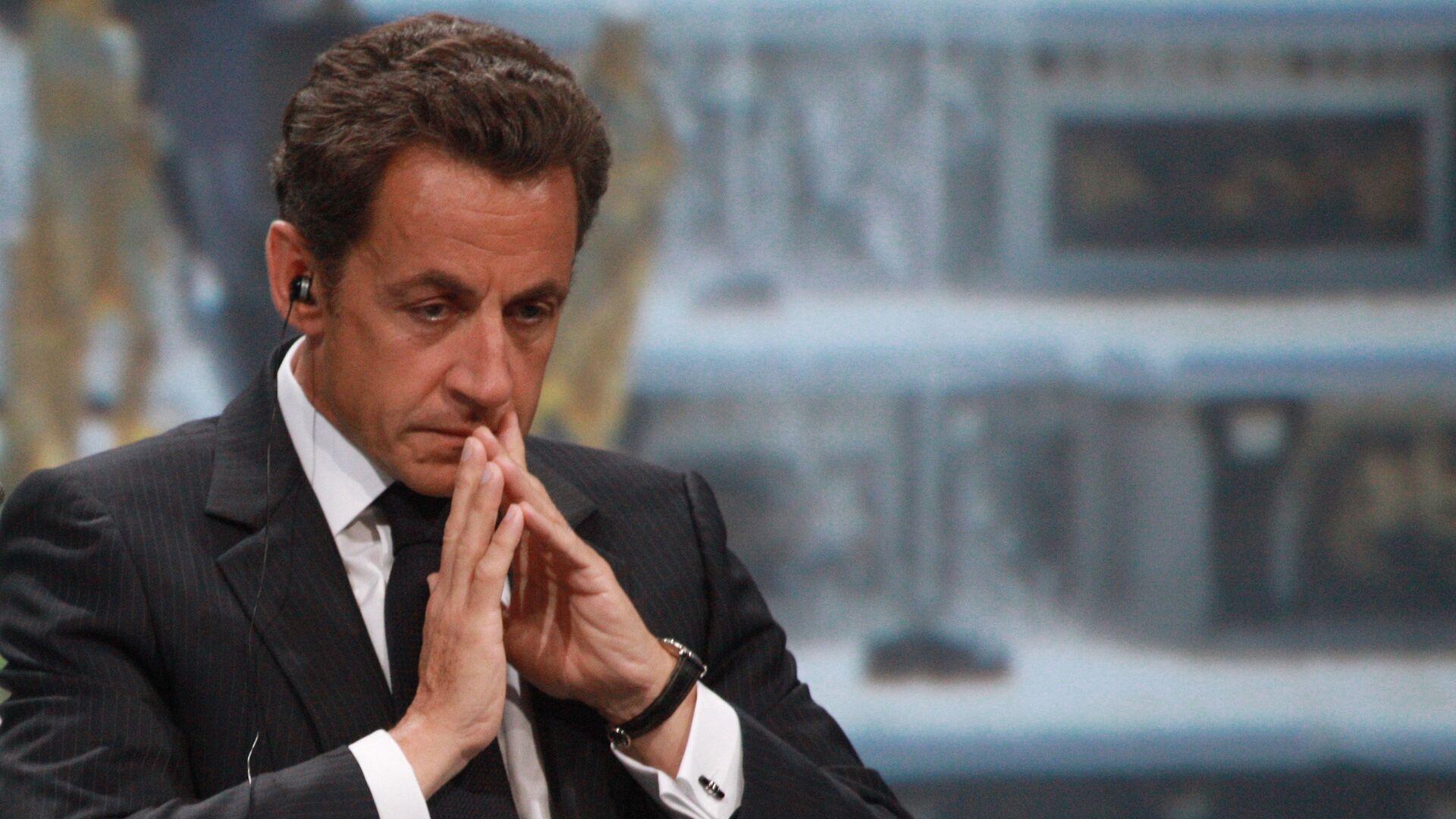 Nicolas Sarkozy - Sputnik Česká republika, 1920, 30.09.2021