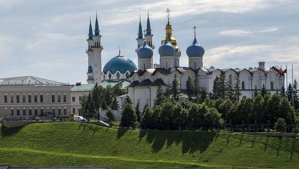 Kazaňský kreml - Sputnik Česká republika