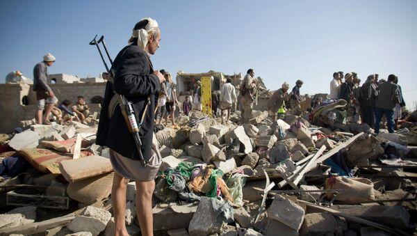 Situace v Jemenu - Sputnik Česká republika