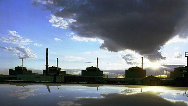 Jaderná elektrárna v Záporoží - Sputnik Česká republika