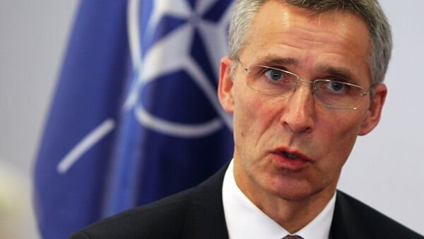 Jens Stoltenberg - Sputnik Česká republika
