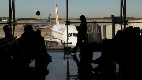 Letiště v Barceloně - Sputnik Česká republika