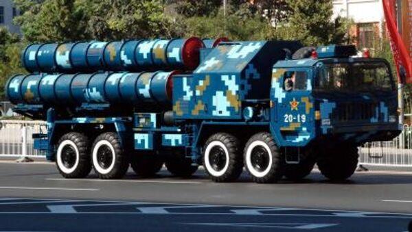 Čínský protiletadlový systém HQ-9 - Sputnik Česká republika