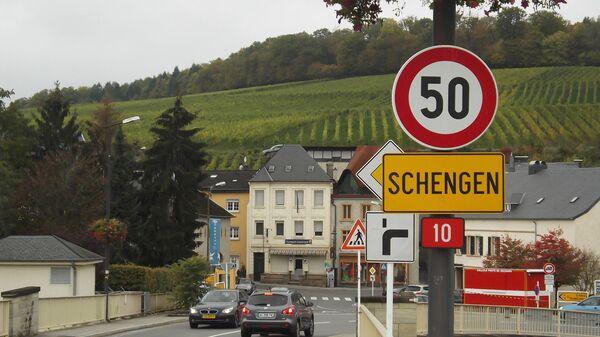 Značka Schengenu - Sputnik Česká republika