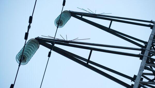 Sloup elektrického vedení - Sputnik Česká republika