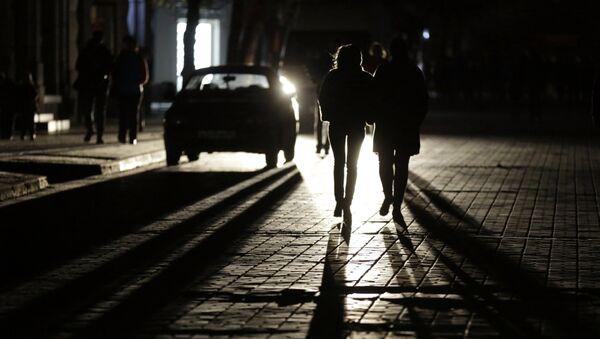 Ulice v Simferopolu - Sputnik Česká republika
