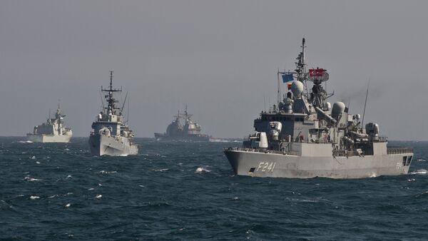 Vojenské námořnictvo NATO - Sputnik Česká republika