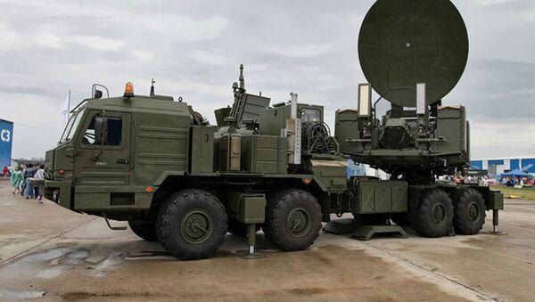 Sýstem radioelektronického boje (REB) Krasucha-2 - Sputnik Česká republika