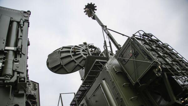 Systém radioelektronického boje Krasucha-4 - Sputnik Česká republika