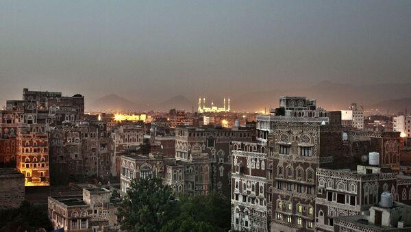 Jemen - Sputnik Česká republika