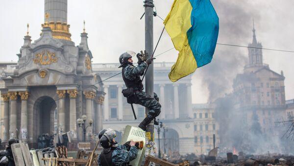 Situace na Majdanu - Sputnik Česká republika