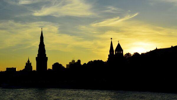 Moscow - Sputnik Česká republika