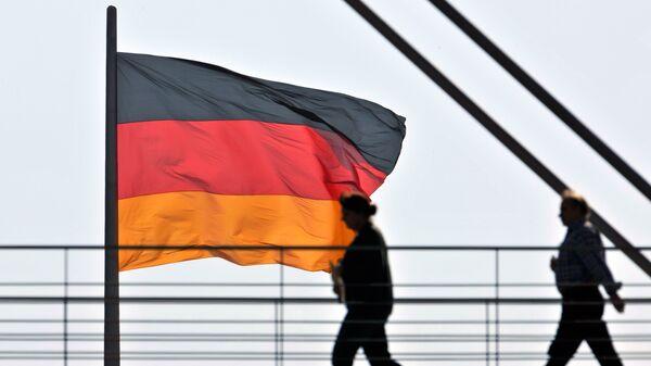 Německá vlajka - Sputnik Česká republika
