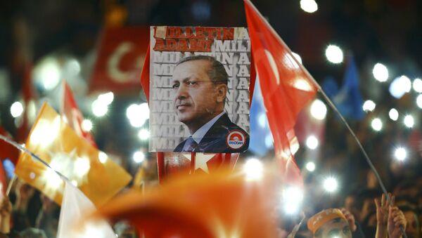 Turecko po volbách - Sputnik Česká republika