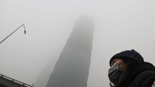 Smog v Pekingu - Sputnik Česká republika