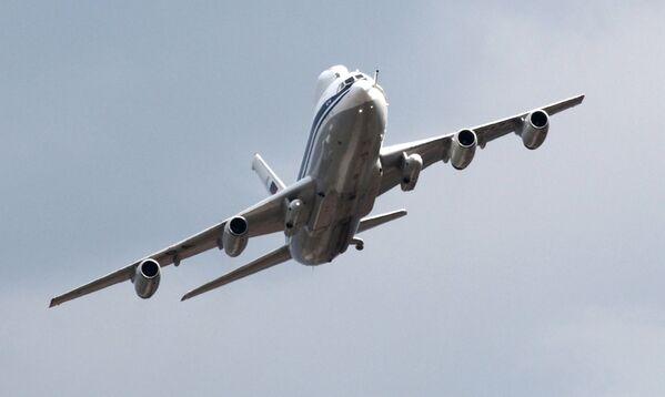 Il-80: Letadlo Soudného dne - Sputnik Česká republika