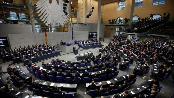 Bundestag - Sputnik Česká republika