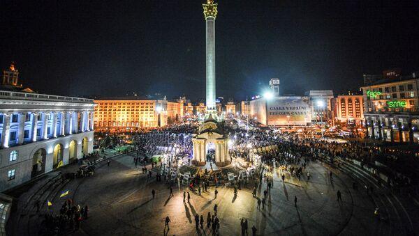 Majdan, Kyjev - Sputnik Česká republika