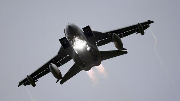 Самолет «Торнадо» британских ВВС - Sputnik Česká republika